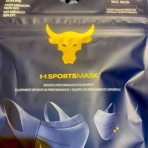 Under Amour sports mask